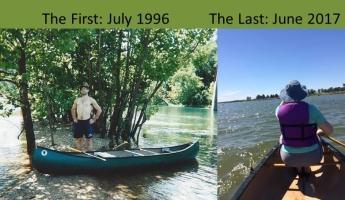 The Last canoe