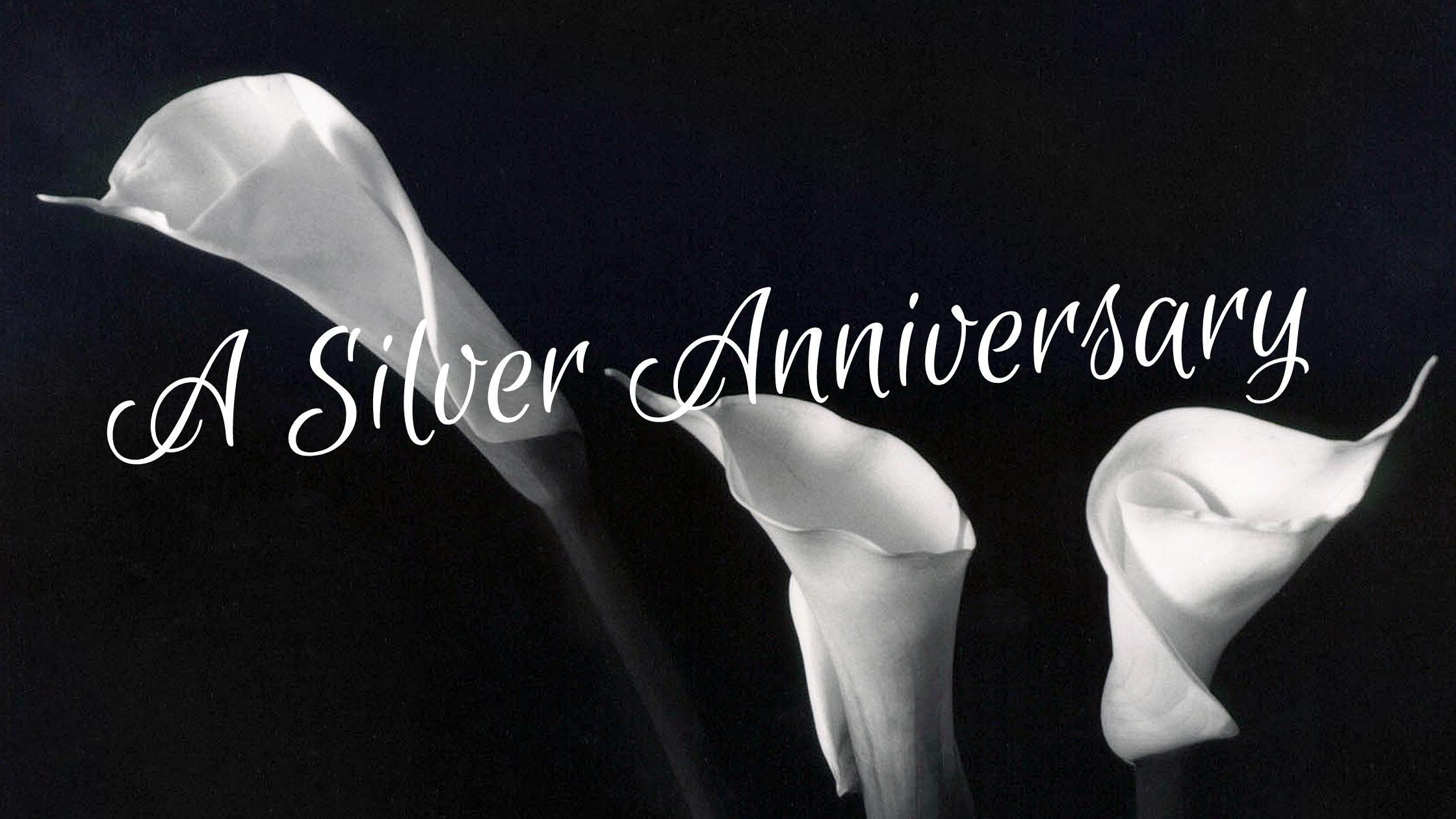 A Silver Anniversary